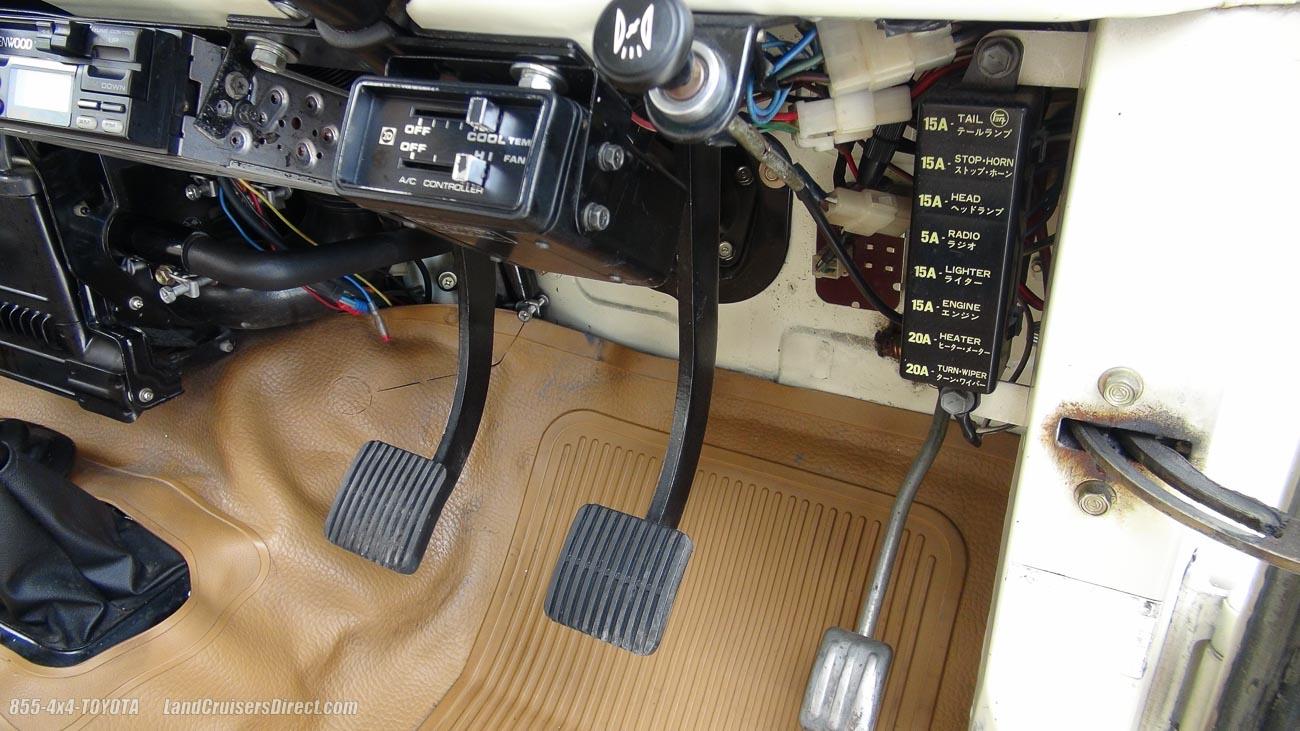 Land Cruiser 1988 >> Land Cruisers Direct - 1980 Toyota Land Cruiser BJ41 #9961