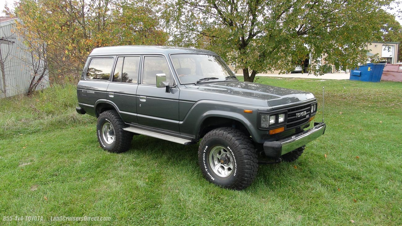 Land Cruisers Direct 1989 Toyota Land Cruiser Hj60 Gx 7241