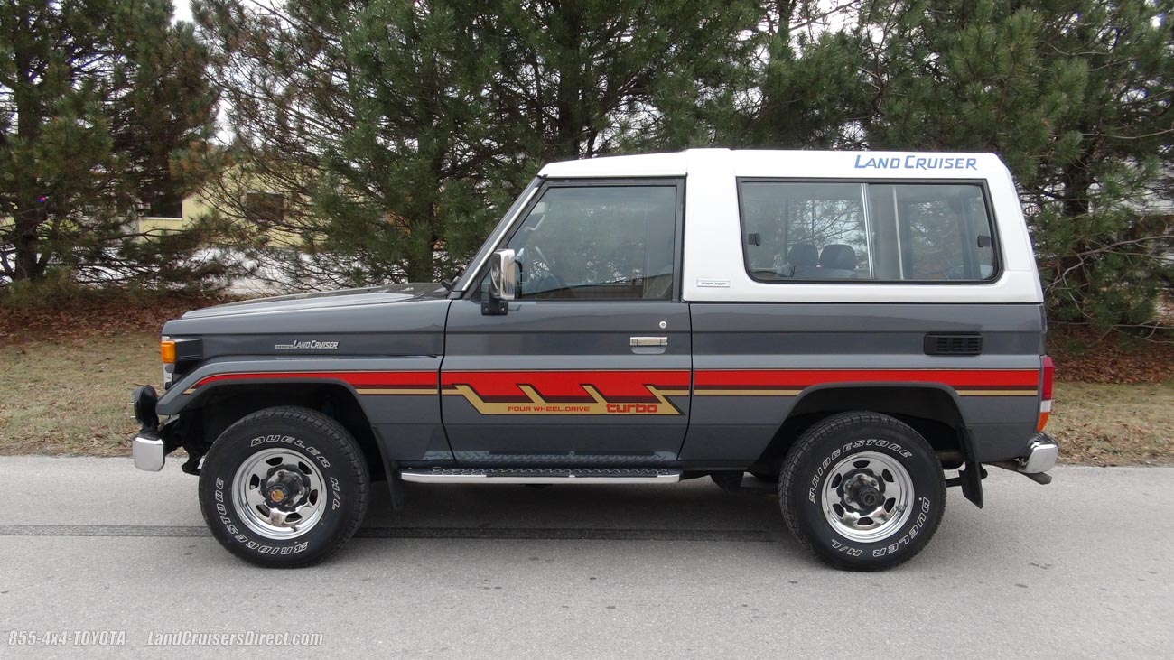 Toyota Parts Direct >> Land Cruisers Direct - 1989 Toyota Land Cruiser BJ74 LX #6067