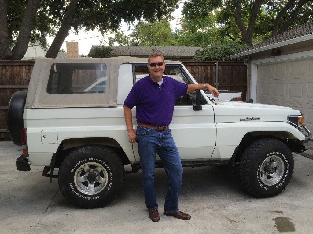 Land Cruisers Direct Home Toyota Cruiser 70 2015 I Purchased My 89 Bj70 From In August Walked Into The Texas Dmv With Missouri Title Hand Out Registration