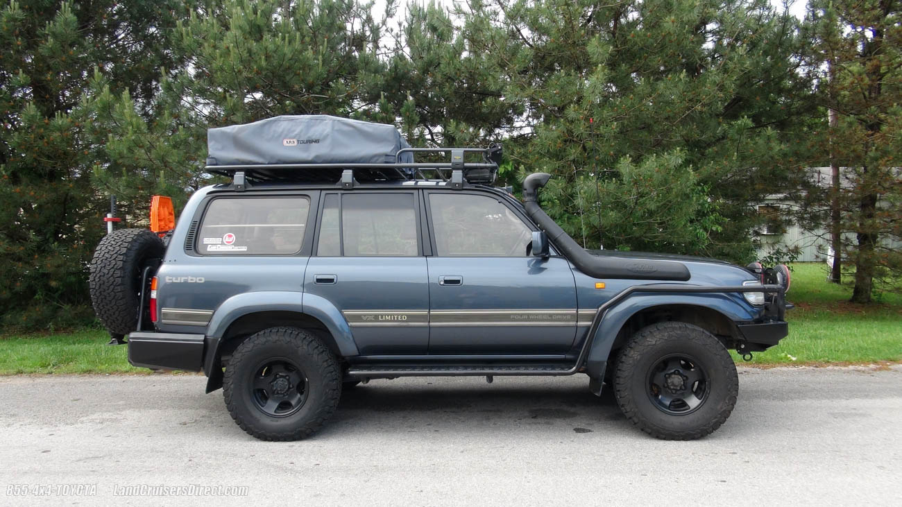 Land Cruisers Direct 1990 Toyota Land Cruiser Hdj81 Vx 2179