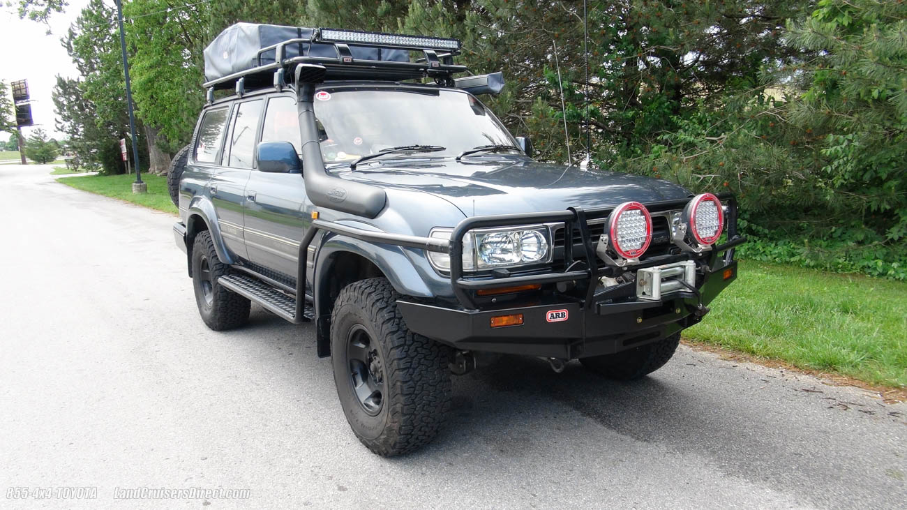 Toyota Build And Price >> Land Cruisers Direct - 1990 Toyota Land Cruiser HDJ81 VX #2179