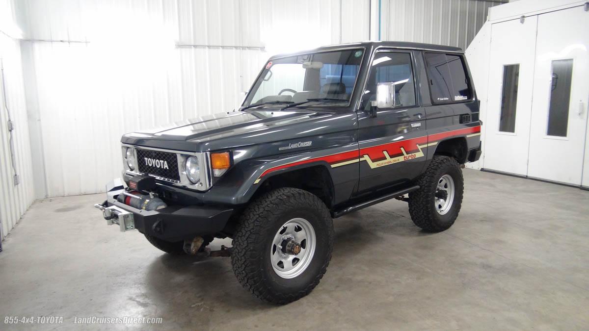 1991 Toyota Land Cruiser ...
